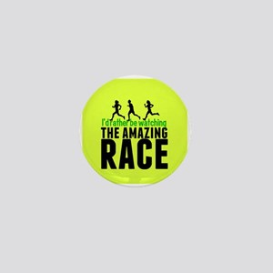 Amazing Race Mini Button